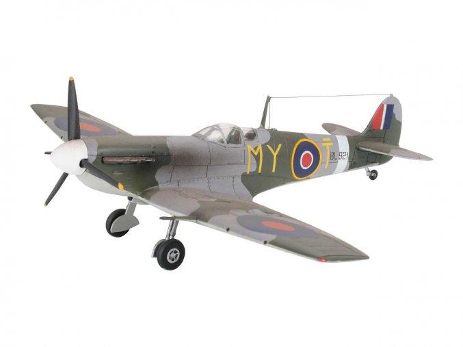 Revell - Supermarine Spitfire Mk.V, ModelSet 64164, 1/72
