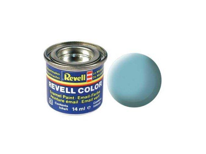Revell - Barva emailová 14ml - č. 55 matná světle zelená (light green mat), 32155