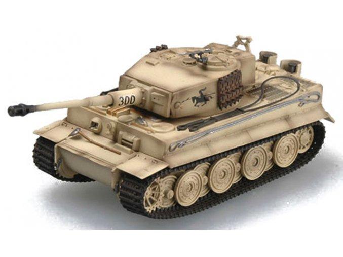 Easy Model - Henschel Sd.Kfz.181 Tiger I.(late), sPzAbt. 505, 1/72