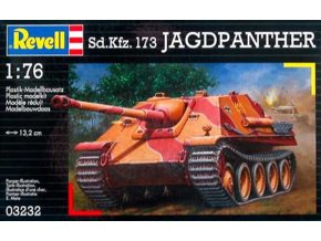 Revell - Sd.Kfz.173 Jagdpanther, ModelKit 03232, 1/76