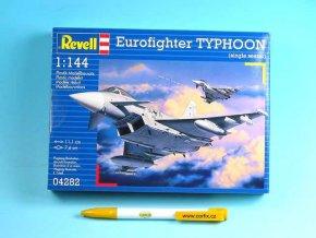 Revell - Eurofighter Typhoon, ModelKit 04282, 1/144