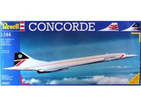 "Revell - Concorde ""British Airways"" , ModelKit 04257, 1/144"