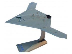 "Air Force One - Northrop Grumman X-47B, US Navy NG502 ""Prototype AV-2"", 2014,  1/72"