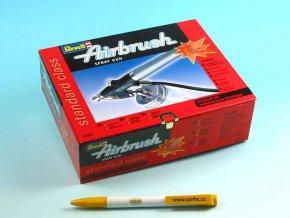 Revell - stříkací pistole Airbrush Spray Gun - standart class, 39101