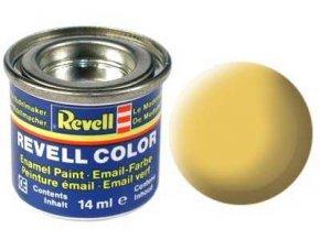 Revell - Barva emailová 14ml - č.17 matná africká hnědá (africa brown mat), 32117