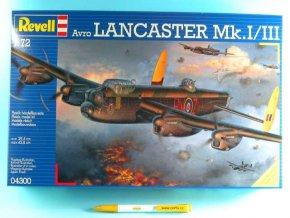 Revell - Avro Lancaster Mk.I/III, ModelKit 04300, 1/72