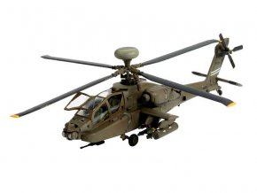 Revell - Hughes AH-64D Longbow Apache, ModelKit 04046, 1/144