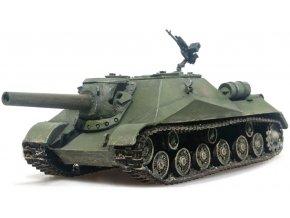 PanzerStahl - Object 704  Tank Destroyer,  limitovaná edice, 1/72, SLEVA 13%