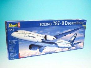 Revell - Boeing B787 Dreamliner, ModelKit 04261, 1/144