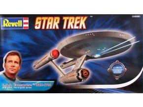 Revell - Star Trek - hvězdná loď USS Enterprise NCC-1701 (Star Trek), 1/600, ModelKit 04880