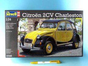 Revell - Citroën 2CV, ModelKit 07095, 1/24