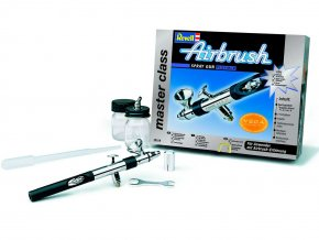 Revell - stříkací pistole Airbrush Spray Gun - master class (Flexible), 39109