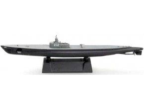 Easy Model - USS Gato, SS-212, třída Gato, 1941, 1/700