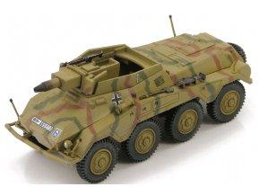 HobbyMaster - Sd. Kfz. 234/3 Puma,Wehrmacht, pěší divize Ulrich von Hutten, 1/72