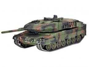 Revell - Leopard 2A5/A5 NL, ModelKit 03187, 1/72