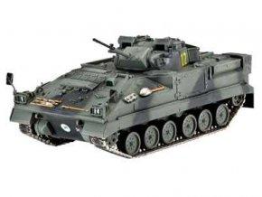 Revell - Warrior MCV, ModelKit 03128, 1/72