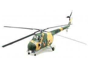 Easy Model - Mil Mi-4A Hound, vzdušné síly východní Německo, 1/72