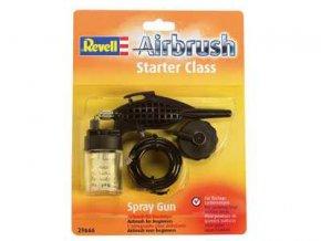 Revell - Airbrush Spray Gun, starter class, 29701