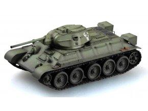 Easy Model - T-34/76, sovětská armáda, 1942, 1/72
