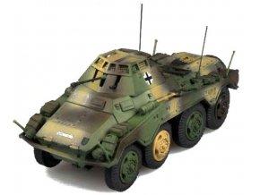 PanzerStahl - Sd.Kfz.234/1 Puma, 4. Pz. Division, Danzig, 1945, 1/72, SLEVA 22%