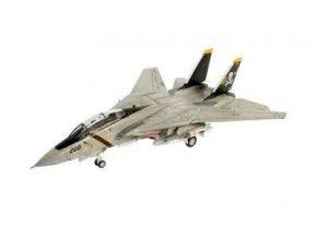 Revell - Grumman F-14A Tomcat, ModelSet 64021, 1/144
