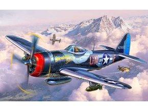 Revell - Republic P-47 M Thunderbolt, ModelKit 03984, 1/72