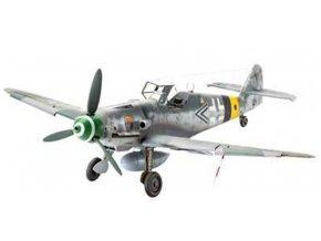 Revell - Messerschmitt Bf-109 G-6, ModelKit 04665, 1/32