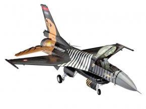 """Revell - General Dynamics F-16C Fighting Falcon, """"Solo Türk"""", ModelKit 04844, 1/72"""