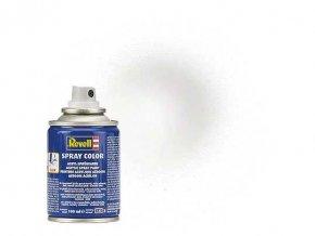 Revell - Barva ve spreji 100 ml - leská čirá (clear gloss), 34101