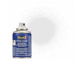 Revell - Barva ve spreji 100 ml - matná čirá (clear mat), 34102