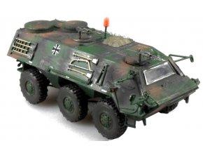 PanzerStahl - Fuchs, Bundeswehr, PioKp 320, 1/72