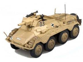 PanzerStahl - Sd.Kfz.234/3, Puma, 3.pz.div.,  Maďarsko, 1/72