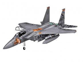 Revell - McDonnell Douglas F-15E Strike Eagle, ModelSet 63996, 1/144
