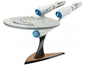Revell - Star Trek - hvězdná loď U.S.S. Enterprise NCC-1701, Star Trek: Do temnoty, 1/500, Plastic ModelKit Star Trek 04882