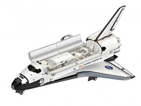 Revell - raketoplán Atlantis, 1/144, ModelKit 04544