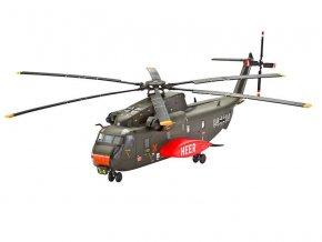 Revell - Sikorsky CH-53G Sea Stallion, ModelSet 64858, 1/144