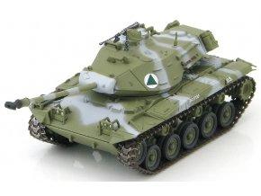 HobbyMaster - M41A3 Walker Bulldog, US Army, zimní kamufláž, 1/72