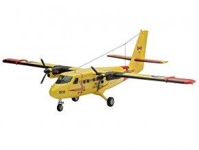 Revell - de Havilland Canada DHC-6 Twin Otter, ModelKit 04901, 1/72