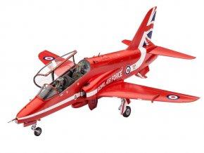 Revell - BAe Hawk T.1, Red Arrows, ModelKit 04921, 1/72