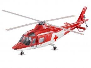 Revell - Agusta A-109 K2, 1/72, ModelKit 04941