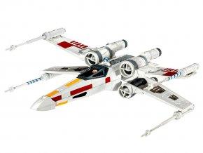 Plastic ModelKit SW 03601 - X-wing Fighter (1:112)