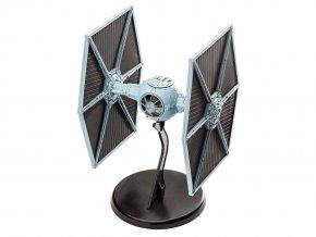 Revell - Star Wars - TIE Fighter, Plastic ModelKit SW 03605, 1/110
