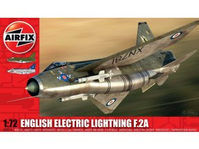 Airfix - English Electric Lightning F2A, Classic Kit A04054, 1/72