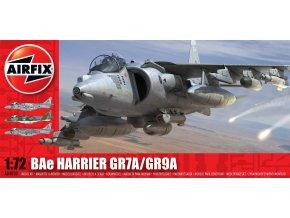 Airfix - BAe Harrier GR. 7a/GR9, 1/72, Classic Kit A04050