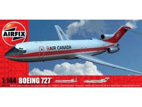 Airfix - Boeing B727, 1/144, Classic Kit A04177A