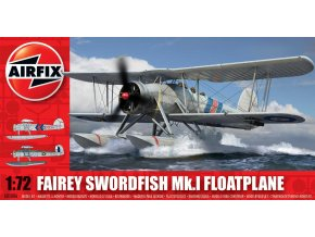 Airfix - Fairey Swordfish Mk.I, Classic Kit A05006, 1/72