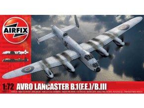 Airfix - Avro Lancaster BI(F.E.)/BIII, 1/72, Classic Kit A08013
