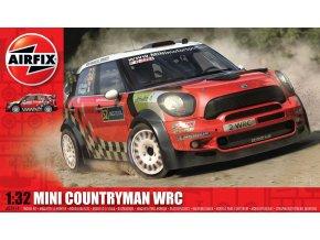 Airfix - Mini Countryman WRC, 1/32, Classic Kit A03414