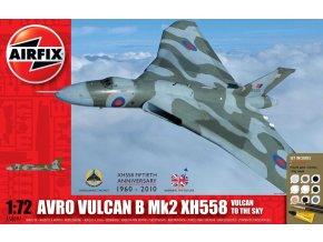 Airfix - Avro Vulcan, 1/72, Gift Set A50097