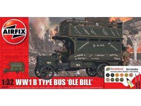Airfix - Bus Type B ''Bill Bus'', 1/32, Gift Set A50163